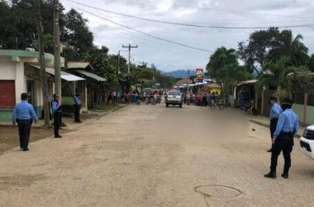 MP y otras instituciones buscan estrategias para reducir violencia y criminalidad en Choloma