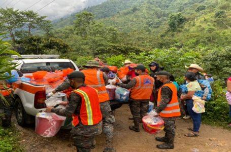 Lluvias en Guatemala provocan más de 100.000 afectados