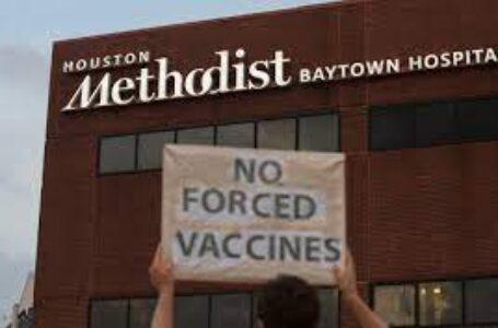 Hospital de EE.UU es demandado por personal que no se quiere vacunar contra Covid-19