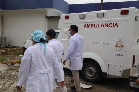 Puerto Cortés, Villanueva y Choloma, los más afectados por el COVID en el norte del país son