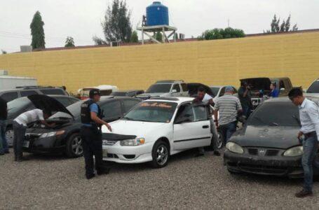 """Modelos de vehículos más buscados por los """"robacarros"""" en el país"""