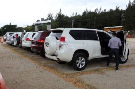 Autoridades defienden «lote mínimo» de vehículos de lujo y aclaran no ha sido en la pandemia