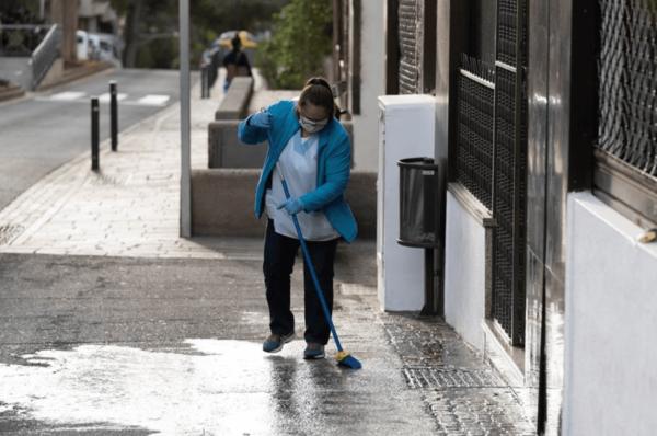 Trabajadoras domésticas interponen recurso de amparo contra Ley de Seguridad Social