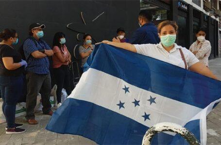 Incrementa un 40% la migración hondureña hacia España