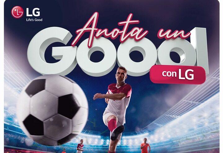 LG Electronics pone al alcance la mejor tecnología para disfrutar la pasión del fútbol