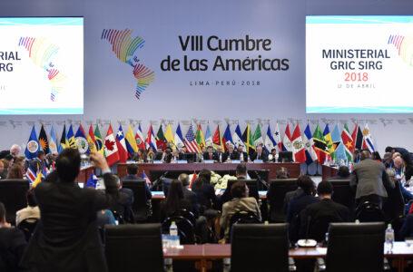 Estados Unidos anunció la postergación de la Cumbre de las Américas para 2022