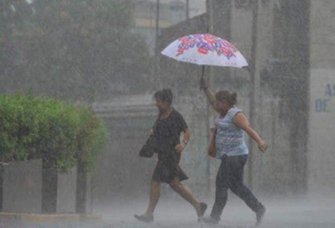 Ingreso de onda tropical provocará lluvias en varios puntos del país