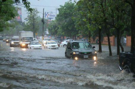 El Valle de Sula se mantienen bajo alerta amarilla durante 72 horas por tormentas