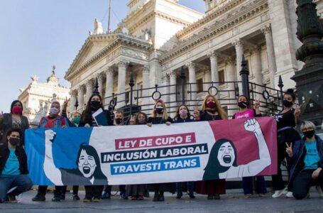 Argentina aprueba Ley de inclusión laboral de trans y travestis