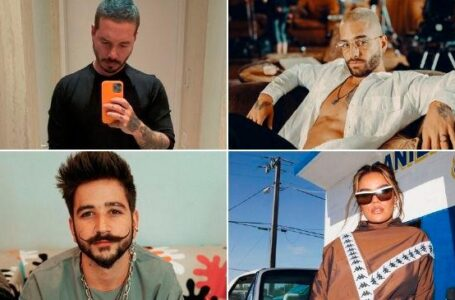 Camilo y Karol G arrasan en las nominaciones de los Premios Juventud, seguidos de J Balvin y Maluma