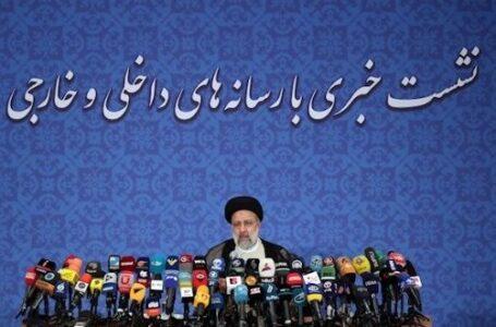 Presidente electo de Irán exige a EE.UU. finalizar presiones y se niega a reunirse con el presidente Biden