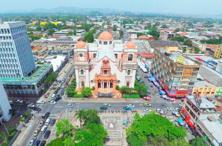 San Pedro Sula celebra su 485 aniversario