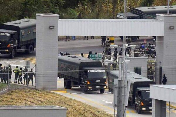 Desde el Congreso Nacional piden intervenir centros penales