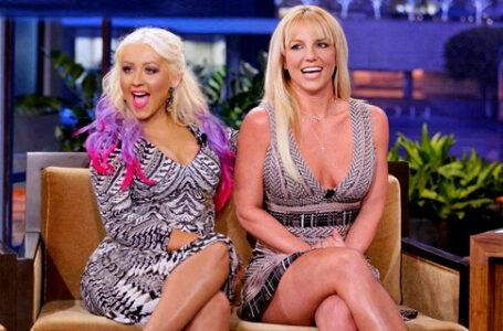 Christina Aguilera critica el trato «devastador y degradante» que ha recibido Britney Spears