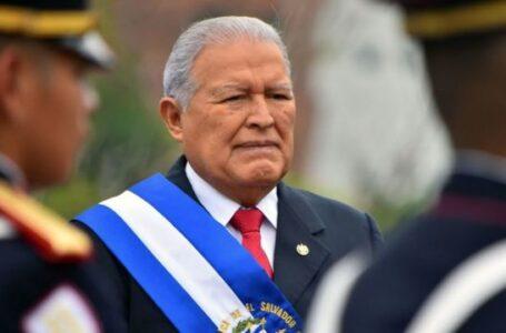Fiscalía de El Salvador ordena capturar al expresidente Sánchez Cerén