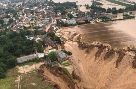 Alemania declara el estado de catástrofe por inundaciones