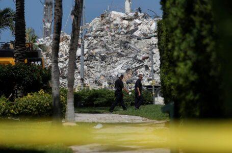 Sube a 94 la cifra de víctimas mortales en el derrumbe del edificio en Miami