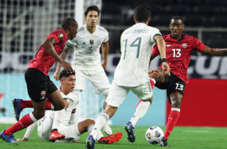 Duro golpe para la selección mexicana en su debut en la Copa Oro