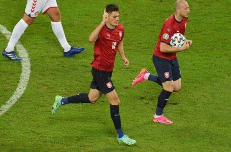 Schick iguala a Cristiano y el récord histórico de Milan Baros