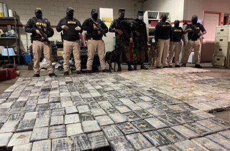 Detención judicial a conductor de cisterna de gas interceptado con cargamento de cocaína