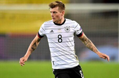 Toni Kroos anunció su adiós de la Selección de Alemania