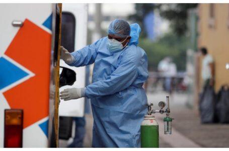Funerarias lamentan que a 6 meses del 2021 ya fallecieron 7 mil 628 hondureños por Covid-19