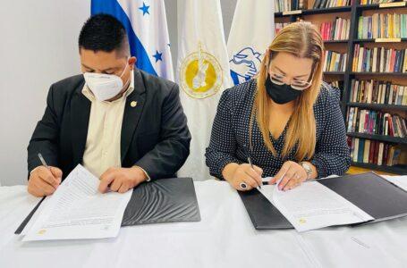 Conadeh y CPH firman convenio para formar a Periodistas en materia de Derechos Humanos