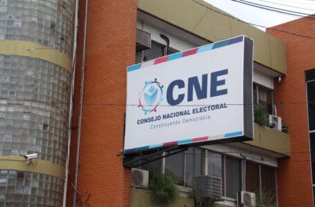 CNE nuevamente pospone sorteo para ubicación en papeletas electorales