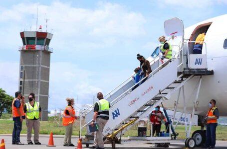 Llega al país segundo vuelo en el año de unidades familiares deportadas desde EE.UU