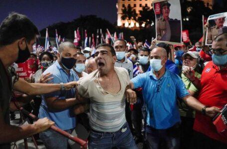 Al menos 537 detenidos, entre ellos 11 menores, por las protestas en Cuba