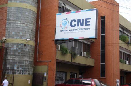 """""""Nuestro deber es aprobar el presupuesto del CNE"""": diputado Rivera"""
