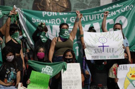 México elimina la penalización del aborto en caso de violación