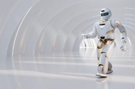 Empresa china muestra un prototipo de robot humanoide doméstico