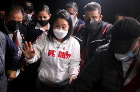 Keiko Fujimori reconoce su derrota en las presidenciales de Perú