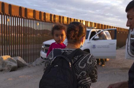 Republicanos acusan a Biden de provocar la «peor crisis migratoria» en la frontera sur