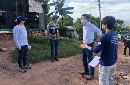 Avanza proyecto de mitigación de desastres en cuatro colonias vulnerables de la capital