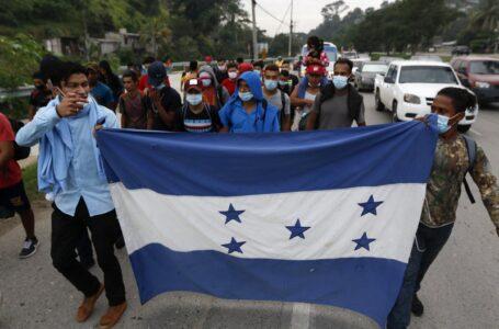 Condenan a 5 hondureños por secuestro de migrantes