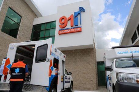 Sistema de alerta de emergencia del 911, trabajará en conjunto con el Hospital Escuela