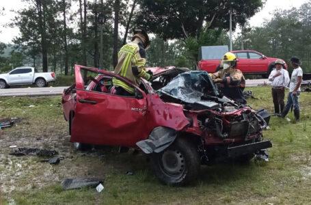 Más de 5 mil accidentes viales dejan 635 fallecidos este año