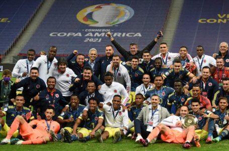 Colombia derrotó a Perú y se quedó con el tercer puesto de la Copa América