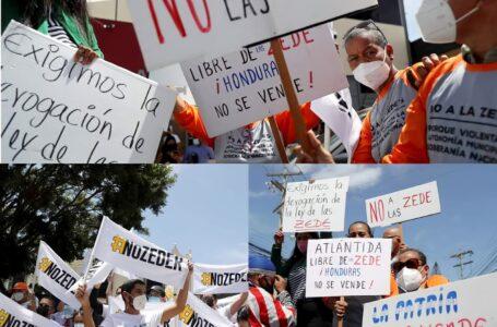 Presentan iniciativa ciudadana ante el CN para derogar las ZEDE