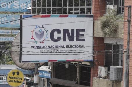 CNE cuenta con L.800 millones para adquirir insumos que utilizará en las elecciones