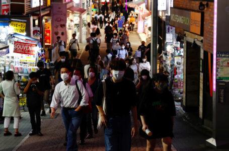 Japón confirma más de 8 mil casos positivos a Covid-19; Tokio alcanza cifra récord