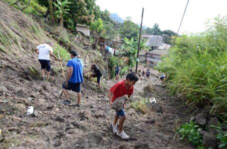 Codem emitió alerta verde por posibles inundaciones y deslizamientos en Tegucigalpa
