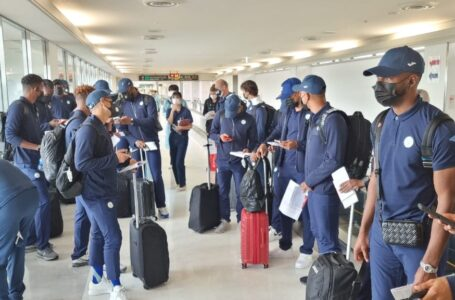 La Selección Sub-23 ya llegó a Tokio para afinar detalles previo a los Olímpicos