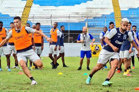 Listos los 23 guerreros hondureños que disputarán la Copa Oro