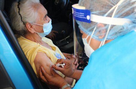 Segunda dosis de AztraZeneca será aplicada a partir del 6 de julio