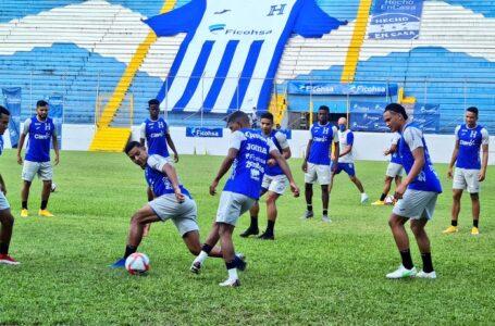 Honduras oficializa a sus 22 guerreros olímpicos de la Sub-23