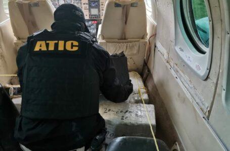 Nueva incautación de 130 kilos de cocaína en La Mosquitia