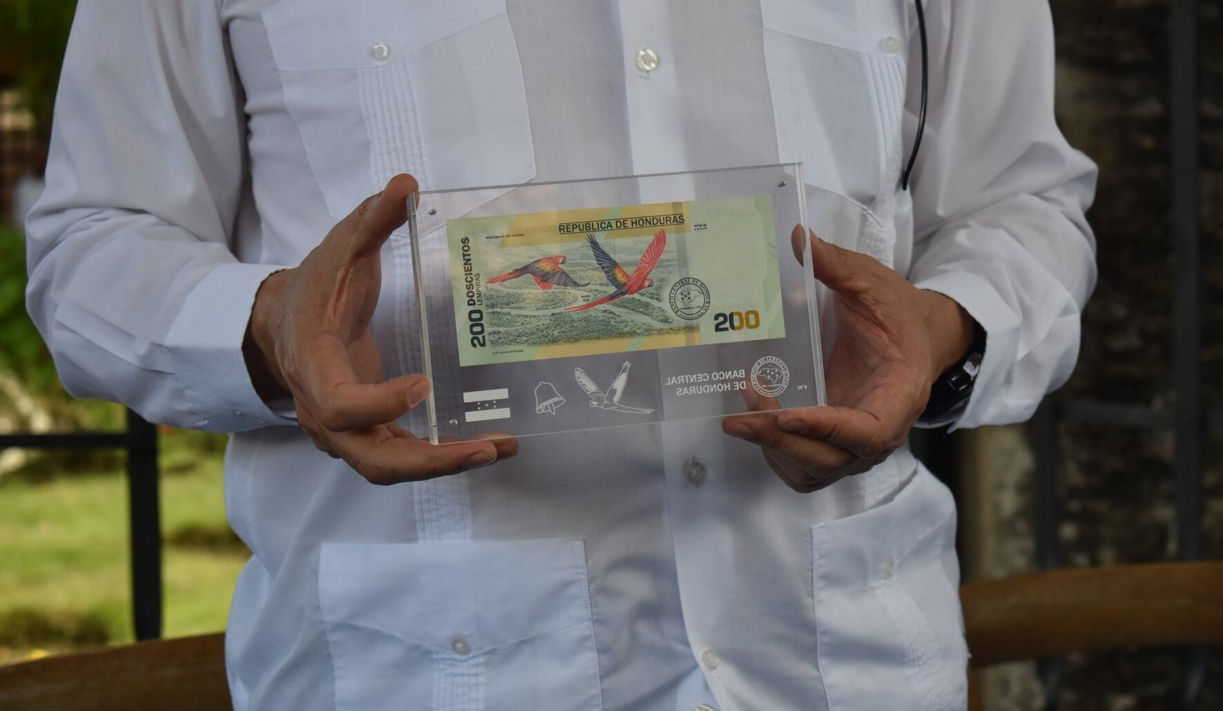 Desde este miércoles 01 de septiembre comenzará a circular nuevo billete de 200 lempiras